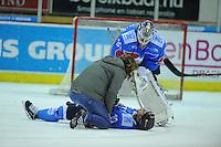 IJSHOCKEY: HEERENVEEN; 20-12-2014, IJsstadion Thialf, UNIS Flyers - Eindhoven Kemphanen 201214, uitslag 7-0, Brent Jansen (#10), ©foto Martin de Jong