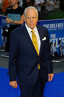 LONDON, ENGLAND - SEPTEMBER 15:  Larry Kane attending the 'The Beatles: Eight Days A Week - The Touring Years'  World Premiere at Odeon Cinema, Leicester Square on September 15, 2016 in London, England.<br /> CAP/MAR<br /> &copy;MAR/Capital Pictures /MediaPunch ***NORTH AND SOUTH AMERICAS ONLY***