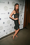 Joan Smalls Attend the Destination IMAN Website Launch Party at The Electric Room at The Dream Downtown, NY  9/7/12