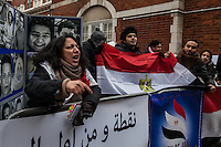 25.01.2013 - Second Anniversary of the Egyptian Revolution