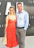 Ola Jordan &amp; James Jordan at the &quot;The Legend of Tarzan&quot; European film premiere, Odeon Leicester Square, Leicester Square, London, England, UK, on Tuesday 05 July 2016.<br /> CAP/CAN<br /> &copy;Can Nguyen/Capital Pictures /MediaPunch ***NORTH AND SOUTH AMERICAS ONLY***