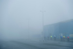 Une classe dans la brume..