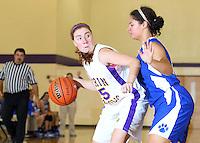 Guerin Girls Basketball JV vs. Evansville Memorial 12-15-12