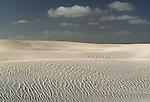Sand dunes, Nambung National Park, Perth, Western Australia