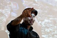 23.08.2016 - Hamde Abu Rahma Palestinian Photojournalist, Meeting in London