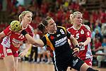 Handball Frauen DHB-Pokal 2010/2011, Final Four Halbfinale, HSG Bensheim Auerbach - Buxtehuder SV
