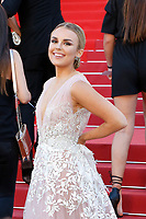"""Tallia Storm at the """"Okja"""" premiere during the 70th Cannes Film Festival at the Palais des Festivals on May 19, 2017 in Cannes, France. (c) John Rasimus /MediaPunch ***FRANCE, SWEDEN, NORWAY, DENARK, FINLAND, USA, CZECH REPUBLIC, SOUTH AMERICA ONLY***"""