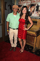 Clinton H. Wallace, Vanessa Lua<br /> at the &quot;Father Rupert Mayer&quot; Premiere, Crest Theater, Westwood, CA 05-28-15<br /> David Edwards/Dailyceleb.com 818-249-4998