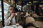Received Nobel prize in literature in 1982...In a cafe in Paris.
