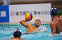 Yoshinori Shiota (All Nippon Sport Science University), OCTOBER 2, 2011 - Water Polo : Japan Challenge 2011 match Men's Final Match between All Nippon Sport Science University 11 -10 Waseda University Polo Club at Tatsumi International Swimming Pool, Tokyo, Japan. (Photo by Jun Tsukida/AFLO SPORT) [0003]