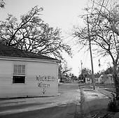 New Orleans, Louisianna.USA.November 30, 2005 ..Hurricane Katrina damage and recovery. Damage in St. Bernard's Parish.....