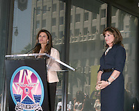 Maria Shriver & Susan Saint James .Susan Saint James receives a Star on the Hollywood Walk of Fame. Los Angeles, CA.June 11, 2008.©2008 Kathy Hutchins / Hutchins Photo .