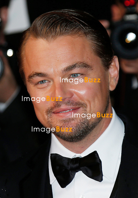 CPE/Leonardo Di Caprio attends the Opening Ceremony and 'The Great Gatsby' Premiere during the 66th Annual Cannes Film Festival at the Theatre Lumiere on May 15, 2013 in Cannes, France.