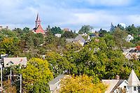 Burlington, Vermont.