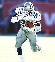 Emmitt Smith in action