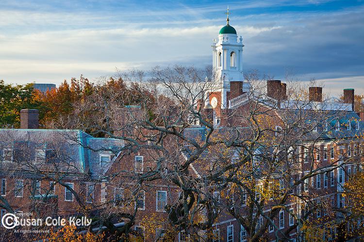 Eliot House at Harvard University, Cambridge, MA, USA