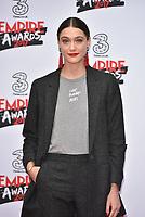 MAR 19 Three Empire Awards - arrivals