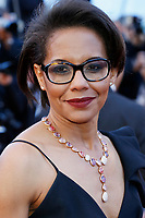"""Audrey Pulvar at the """"Okja"""" premiere during the 70th Cannes Film Festival at the Palais des Festivals on May 19, 2017 in Cannes, France. (c) John Rasimus /MediaPunch ***FRANCE, SWEDEN, NORWAY, DENARK, FINLAND, USA, CZECH REPUBLIC, SOUTH AMERICA ONLY***"""