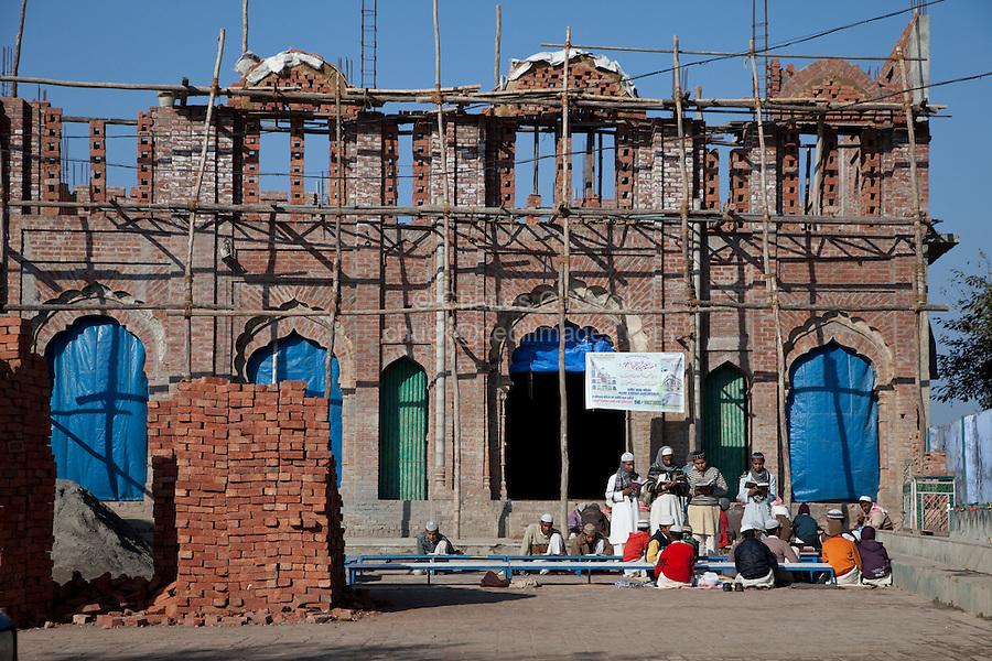 Mosque Construction Company Mosque Under Construction