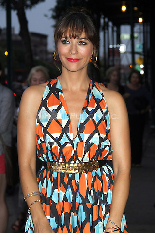 NEW YORK CITY, NY - August  01, 2012: Rashida Jones at the screening of 'Celeste and Jess Forever' at the Sunshine Landmark Theater in New York City. © RW/MediaPunch Inc.