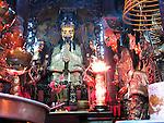 Jade Emperor Pagoda, Ho Chi Minh City, Vietnam
