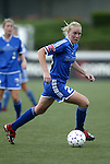 13 July 2003: Rebekah McDowell. The Boston Breakers defeated the Philadelphia Charge 3-1 at Boston University's Nickerson Field in Boston, MA in a regular season WUSA game..Mandatory Credit: Andy Mead/Icon SMI