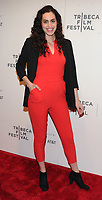 NEW YORK, NY - April 21: Rosa Gilmore attends the premiere of 'The Handmaid's Tale' during Tribeca Film Festival at BMCC Tribeca PAC on April 21, 2017 in New York City.@John Palmer / Media Punch
