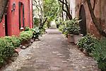 Philadelphia Alley Charleston SC