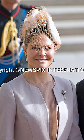 "PRINCESS VICTORIA OF SWEDEN.Religious Wedding Ceremony of HRH the Hereditary Grand Duke and Countess Stéphanie de Lannoy at Cathedral of Our lady of Luxembourg, Luxembourg_20-10-2012.Mandatory credit photo: ©Dias/NEWSPIX INTERNATIONAL..(Failure to credit will incur a surcharge of 100% of reproduction fees)..                **ALL FEES PAYABLE TO: ""NEWSPIX INTERNATIONAL""**..IMMEDIATE CONFIRMATION OF USAGE REQUIRED:.Newspix International, 31 Chinnery Hill, Bishop's Stortford, ENGLAND CM23 3PS.Tel:+441279 324672  ; Fax: +441279656877.Mobile:  07775681153.e-mail: info@newspixinternational.co.uk"