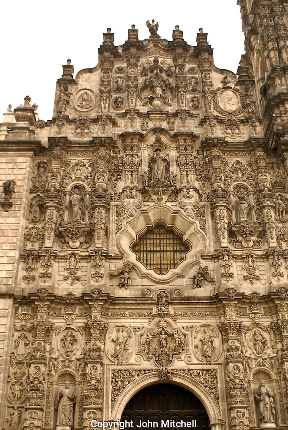 Stock Photo of Tepotzotlan, Mexico  John Mitchell Stock ...