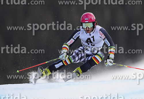 07.12.2014, Birds of Prey Course, Beaver Creek, USA, FIS Weltcup Ski Alpin, Beaver Creek, Herren, Riesenslalom, 1. Lauf, im Bild Marcus Sandell (FIN) // Marcus Sandell of Finland in actionduring the 1st run of men's Giant Slalom of FIS Ski World Cup at the Birds of Prey Course in Beaver Creek, United States on 2014/12/07. EXPA Pictures © 2014, PhotoCredit: EXPA/ Erich Spiess