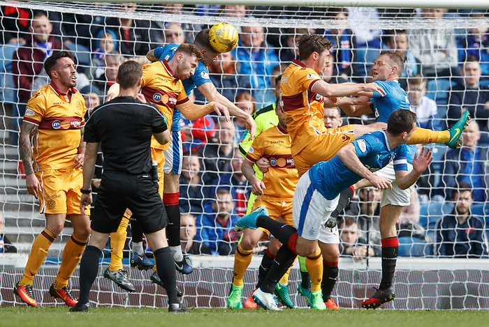 Rob Kiernan and Clint Hill rise to the challenge as Motherwell attack