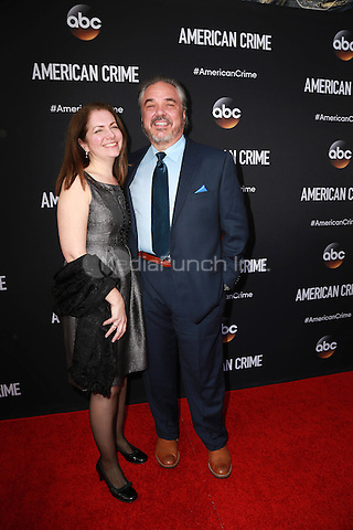 LOS ANGELES, CA - FEBRUARY 28: W. Earl Brown at the American Crime Premiere at the Ace Hotel in Los Angeles, California on February 28, 2015. Credit: David Edwards/DailyCeleb/MediaPunch