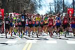 2017 Harvard Pilgrim Middletown Half Marathon