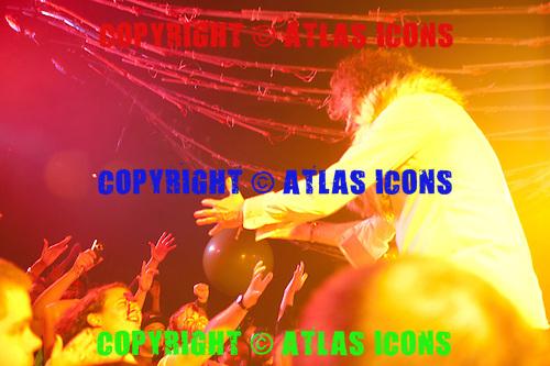 FLAMING LIPS; LIVE; BIMBOS 365; NOISE POP 2012;  SAN FRANCISCO; CA; 2012; PAIGE K. PARSONS