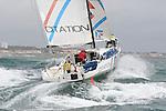 2012 - GLOBAL OCEAN RACE ARRIVAL - LES SABLES D'OLONNE - FRANCE