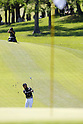 Toru Taniguchi, MAY 12, 2012 - Golf : Toru Taniguchi tees off on the 8th hole during the PGA Championship Nissin Cupnoodles Cup 2012 3rd round at Karasuyamajo Country Club, Tochigi, Japan. (Photo by Yusuke Nakanishi/AFLO SPORT) [1090]