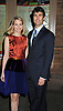 honoree Marissa Mayer and fiance Zach Bogue
