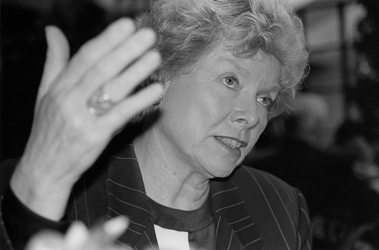 Norma Paulus of Oregon. September 20, 1995 (Photo by Laura Patterson/CQ Roll Call)