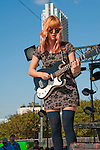 Bleached performing at Fun Fun Fun Fest, Austin, Texas, November 4, 2012.