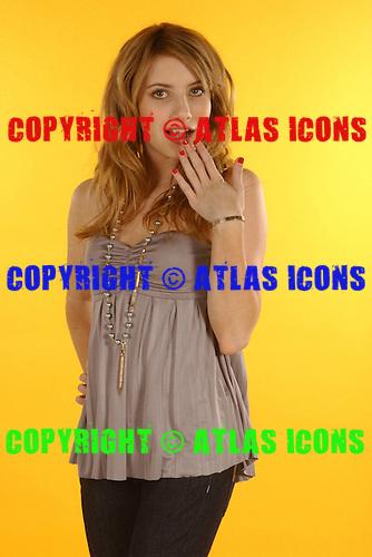 Emma Roberts, Studio Photo Session