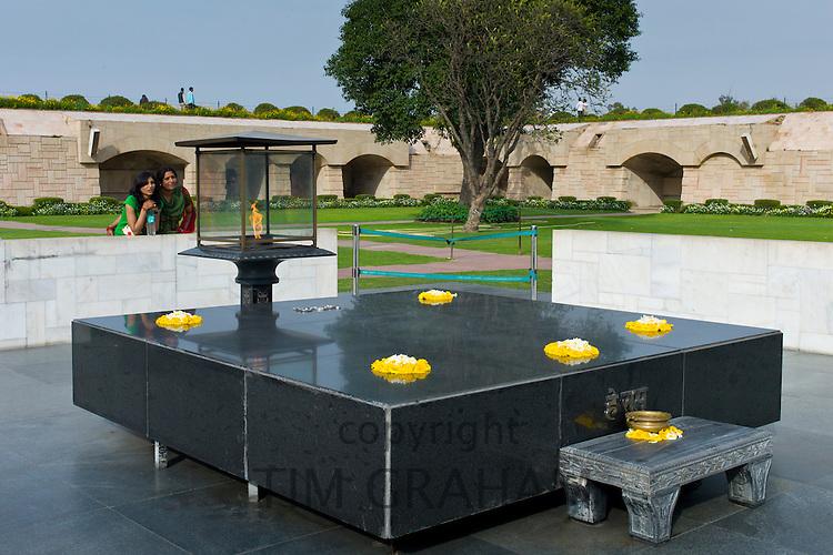 Gandhi Memorial Bhavan at Bahadur Shah Zafar Marg, New Delhi, India