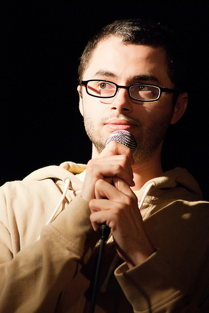 Joe Mande - Meatsteak Is Dead - Webster Hall, New York - April 19, 2011