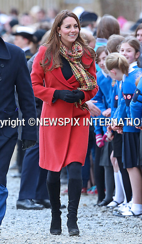 "CATHERINE, DUCHESS OF CAMBRIDGE AND PRINCE WILLIAM.accompanied by Prince Charles (Duke of Rothesay) opened the new Tamar Manoukian Outdoor Centre at Dumfries House, Glasgow_05/04/2013.Mandatory Credit Photo: ©Butler/NEWSPIX INTERNATIONAL..**ALL FEES PAYABLE TO: ""NEWSPIX INTERNATIONAL""**..IMMEDIATE CONFIRMATION OF USAGE REQUIRED:.Newspix International, 31 Chinnery Hill, Bishop's Stortford, ENGLAND CM23 3PS.Tel:+441279 324672  ; Fax: +441279656877.Mobile:  07775681153.e-mail: info@newspixinternational.co.uk"