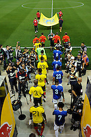 Colombia vs Honduras September 03 2011