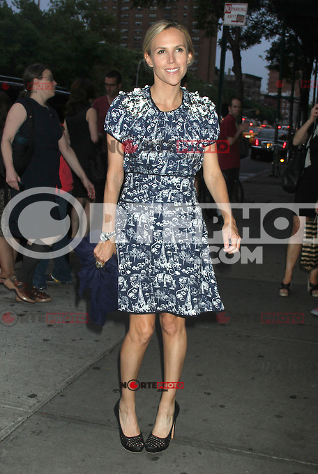 NEW YORK CITY, NY - August  01, 2012: Tory Burch at the screening of 'Celeste and Jess Forever' at the Sunshine Landmark Theater in New York City. &copy; RW/MediaPunch Inc. /NortePhoto.com<br />
