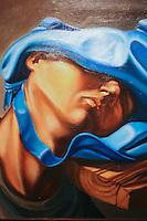 Brian Bundren, When Tedium Breeds, Oil on Panel