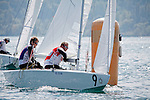 Bow n: 9, Skipper: George Szabo, Crew: Patrick Ducommun, Sail n: USA