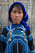 Hmong tribe woman, Northern Vietnam.