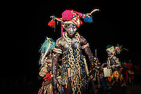 Lagos Photo Festival | Fashion Rituals Clash in Bissau